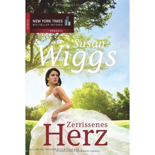 Susan Wiggs - Zerrissenes Herz - Preis vom 20.10.2020 04:55:35 h
