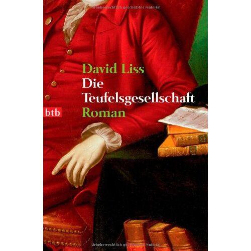 David Liss - Die Teufelsgesellschaft - Preis vom 21.04.2021 04:48:01 h