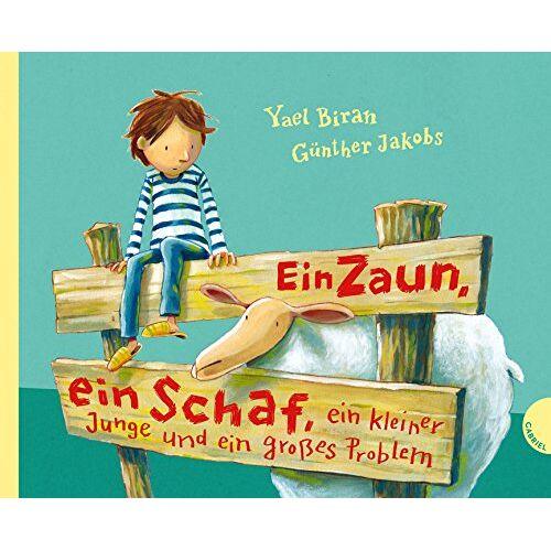 Yael Biran - Ein Zaun, ein Schaf, ein kleiner Junge und ein großes Problem - Preis vom 21.10.2020 04:49:09 h