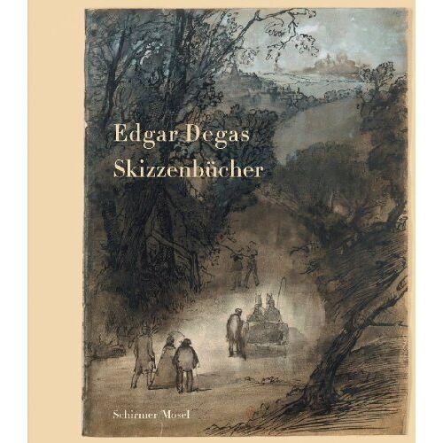 Edgar Degas - Skizzenbücher - Preis vom 21.01.2020 05:59:58 h