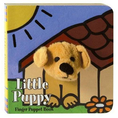 Chronicle Books - Little Puppy Finger Puppet Book (Finger Puppet Brd Bks) - Preis vom 18.04.2021 04:52:10 h