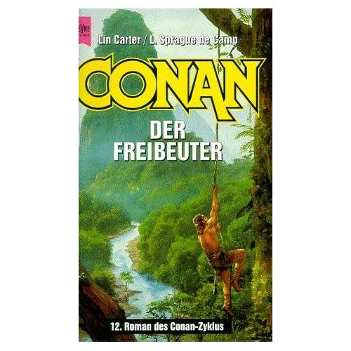Lin Carter - Conan der Freibeuter. - Preis vom 05.05.2021 04:54:13 h