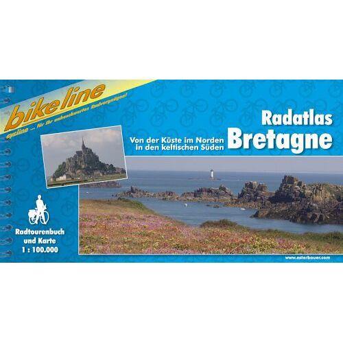 Esterbauer - Bretagne Radatlas - Preis vom 18.09.2020 04:49:37 h