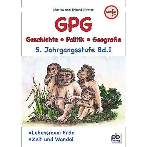 Monika Hirmer - GPG 5. Jahrgangsstufe Bd.I - Preis vom 20.01.2020 06:03:46 h