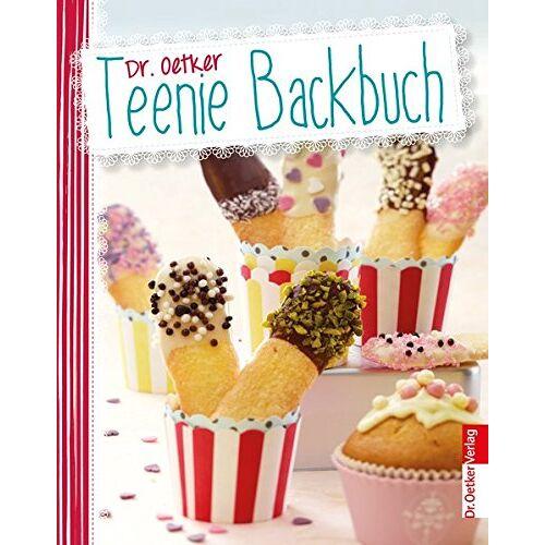 Dr. Oetker - Teenie Backbuch - Preis vom 19.04.2021 04:48:35 h