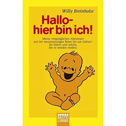 Willy Breinholst - Hallo, hier bin ich! - Preis vom 20.10.2020 04:55:35 h