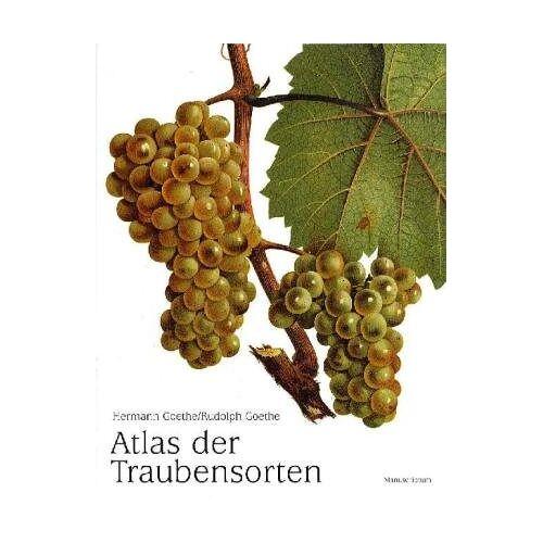 Hermann Goethe - Atlas der Traubensorten - Preis vom 11.05.2021 04:49:30 h