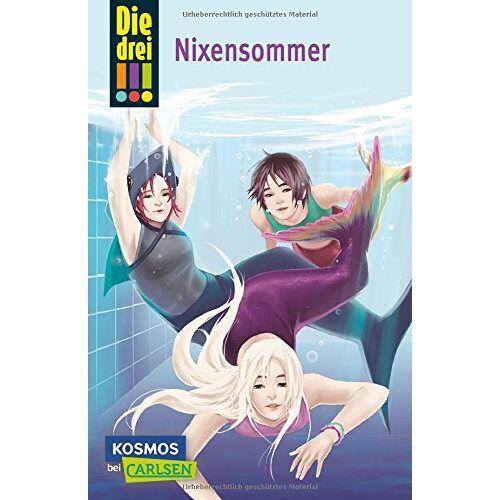 Mira Sol - Die drei !!!, Band 43: Nixensommer - Preis vom 07.03.2021 06:00:26 h