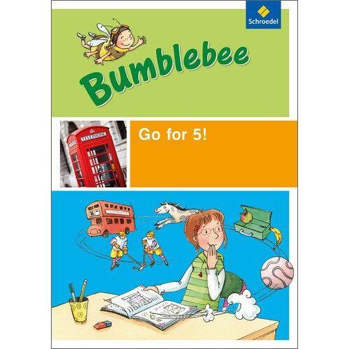 - Bumblebee 3 + 4: Bumblebee - Ausgabe 2013 für das 3. / 4. Schuljahr: Go for 5! plus Audio-CD - Preis vom 05.09.2020 04:49:05 h