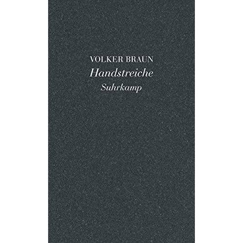 Braun Handstreiche - Preis vom 18.04.2021 04:52:10 h