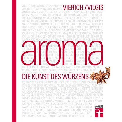 Thomas Vierich - Aroma: Die Kunst des Würzens - Preis vom 09.05.2021 04:52:39 h