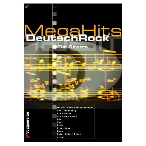 - MegaHits DeutschRock für Gitarre - Preis vom 16.04.2021 04:54:32 h