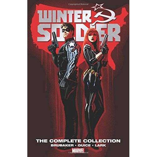 Ed Brubaker - Winter Soldier by Ed Brubaker: The Complete Collection - Preis vom 14.04.2021 04:53:30 h