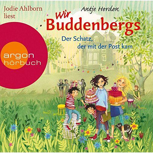 Antje Herden - Wir Buddenbergs – Der Schatz, der mit der Post kam - Preis vom 19.10.2020 04:51:53 h