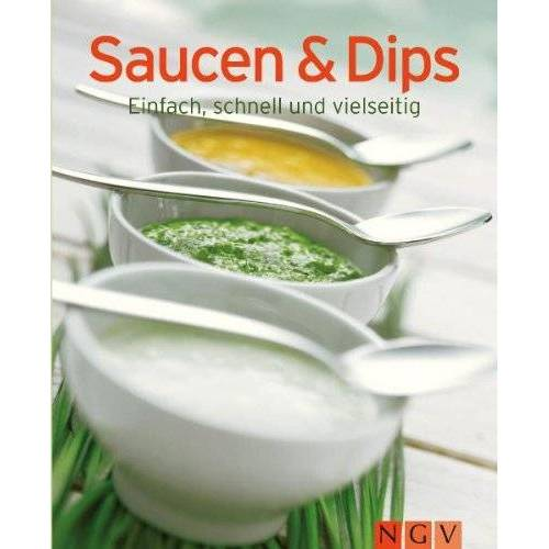 - Minikochbuch Saucen&Dips - Preis vom 17.04.2021 04:51:59 h