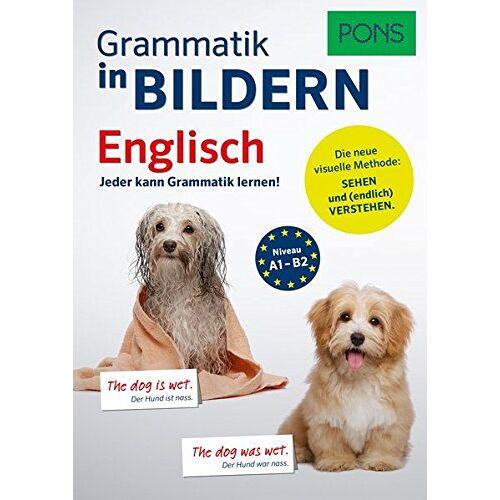 - PONS Grammatik in Bildern Englisch: Jeder kann Grammatik lernen! - Preis vom 07.12.2019 05:54:53 h