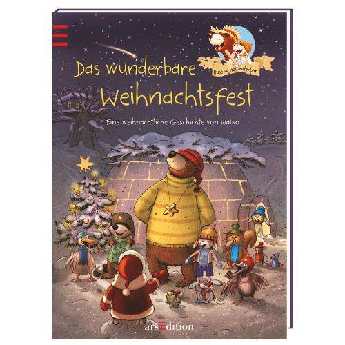 Walko - Hase und Holunderbär - Das wunderbare Weihnachtsfest - Preis vom 03.05.2021 04:57:00 h
