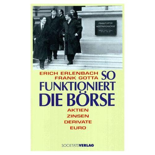 Erich Erlenbach - Die Börse - Preis vom 21.10.2020 04:49:09 h