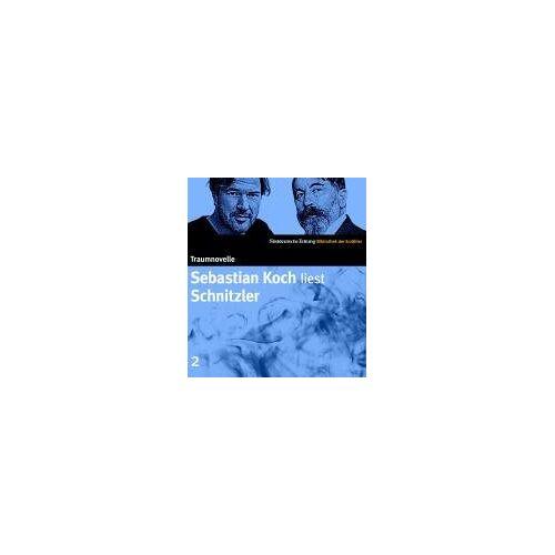 Arthur Schnitzler - Sebastian Koch liest Schnitzler. 3 CDs. SZ Bibliothek der Erzähler - Preis vom 16.05.2021 04:43:40 h