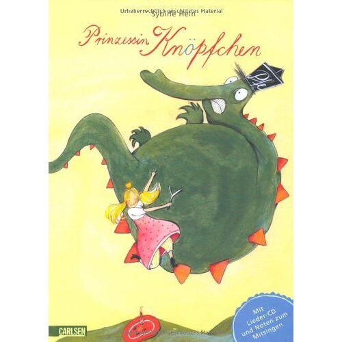 Sybille Hein - Prinzessin Knöpfchen: Mit 13 Liedern, vertont von Falk Effenberger: Ein Abenteuer-Musical mit 13 Liedern. Vertont von Falk Effenberger - Preis vom 14.04.2021 04:53:30 h