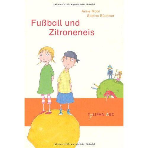 Anne Maar - Fußball und Zitroneneis - Preis vom 05.01.2021 05:56:35 h