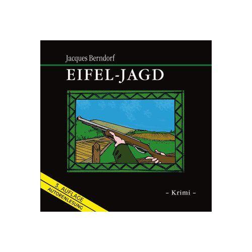 Jacques Berndorf - Eifel-Jagd - Preis vom 26.10.2020 05:55:47 h