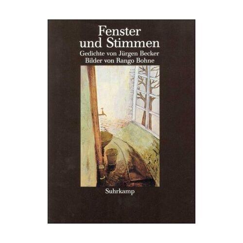 Becker Fenster und Stimmen - Preis vom 04.09.2020 04:54:27 h