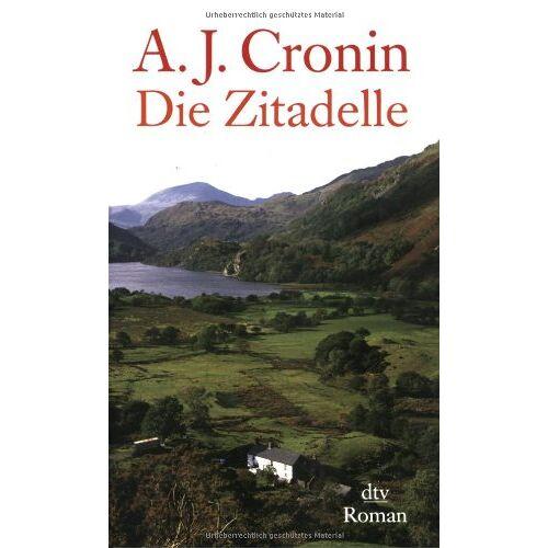 Cronin, A. J. - Die Zitadelle: Roman - Preis vom 18.04.2021 04:52:10 h