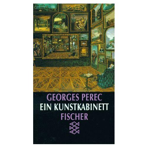 Georges Perec - Ein Kunstkabinett. Geschichte eines Gemäldes. - Preis vom 21.10.2020 04:49:09 h