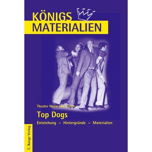 Urs Widmer - Königs Materialien: Top Dogs - Entstehung - Hintergründe - Materialien - Preis vom 11.05.2021 04:49:30 h