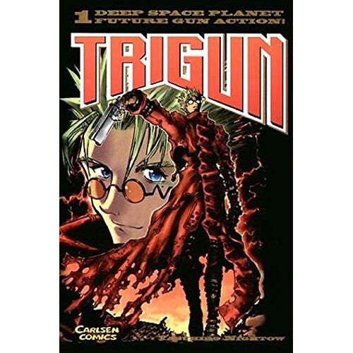Yasuhiro Nightow - Trigun - Preis vom 21.10.2020 04:49:09 h