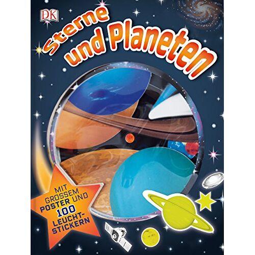 - Sterne und Planeten: mit großem Poster und 100 Leucht-Stickern - Preis vom 20.10.2020 04:55:35 h