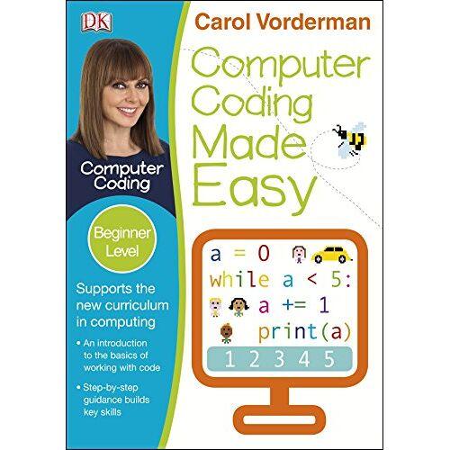 Carol Vorderman - Computer Coding Made Easy - Preis vom 27.02.2021 06:04:24 h