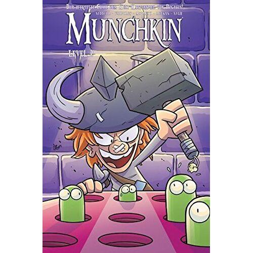Tom Sidell - Munchkin: Bd. 2 - Preis vom 23.01.2020 06:02:57 h