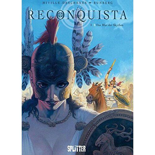 Sylvain Runberg - Reconquista: Band 3. Das Blut der Skythen - Preis vom 18.10.2020 04:52:00 h