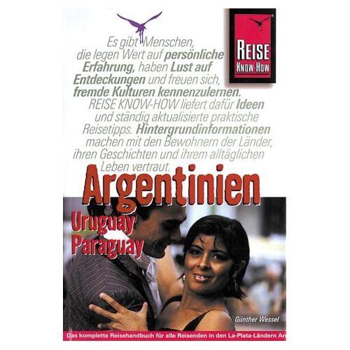 - Argentinien, Uruguay und Paraguay - Preis vom 03.05.2021 04:57:00 h