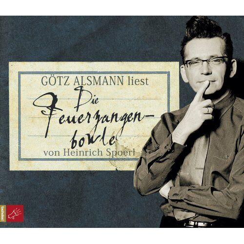 Heinrich Spoerl - Die Feuerzangenbowle (Hörbestseller) - Preis vom 25.02.2021 06:08:03 h