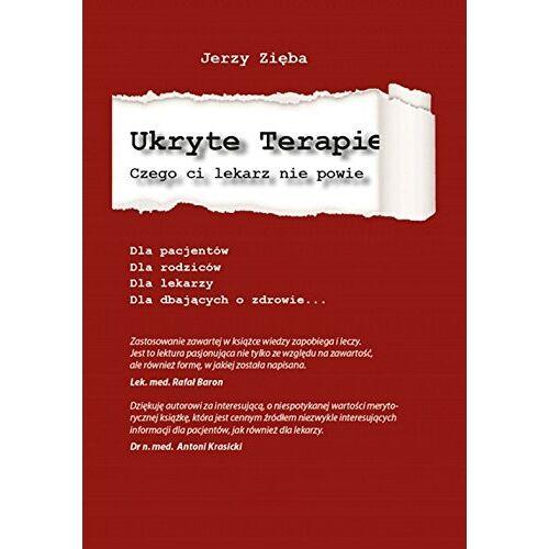 Jerzy Zieba - Ukryte terapie - Preis vom 03.05.2021 04:57:00 h