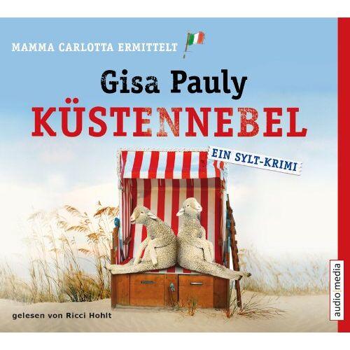 Gisa Pauly - Küstennebel, 6 CDs - Preis vom 16.01.2021 06:04:45 h