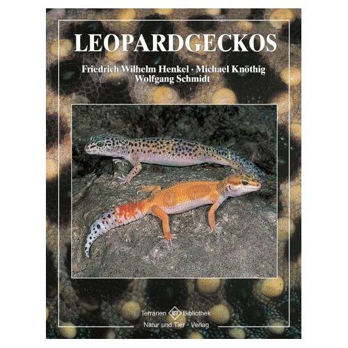 Friedrich-Wilhelm Henkel - Leopardgeckos - Preis vom 06.09.2020 04:54:28 h