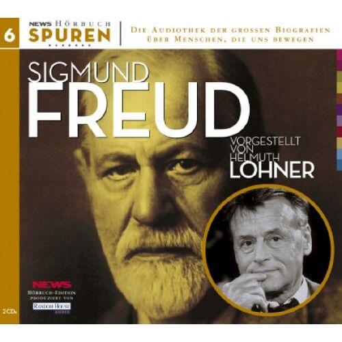 Helmut Lohner - Siegmund Freud. 2 CDs - Preis vom 21.10.2020 04:49:09 h