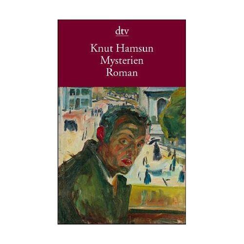 Knut Hamsun - Mysterien - Preis vom 12.05.2021 04:50:50 h