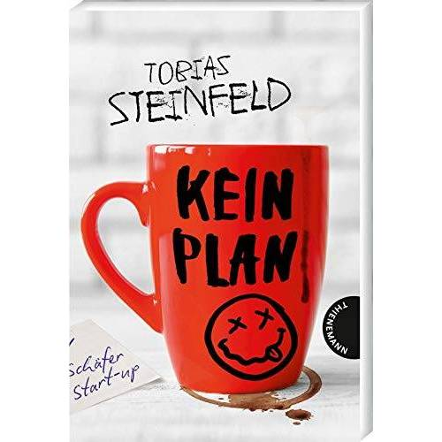 Tobias Steinfeld - Kein Plan - Preis vom 15.04.2021 04:51:42 h