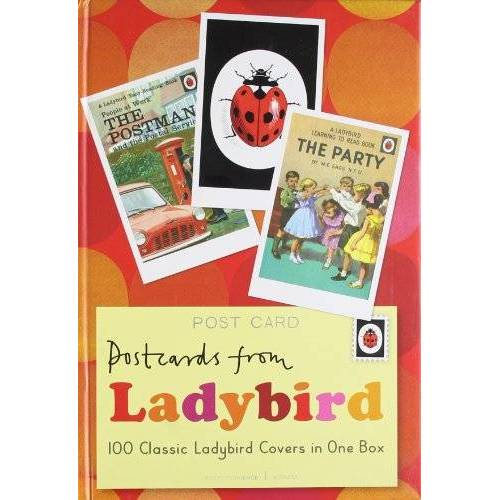 Ladybird - Postcards from Ladybird: 100 Classic Ladybird Covers in One Box - Preis vom 16.05.2021 04:43:40 h
