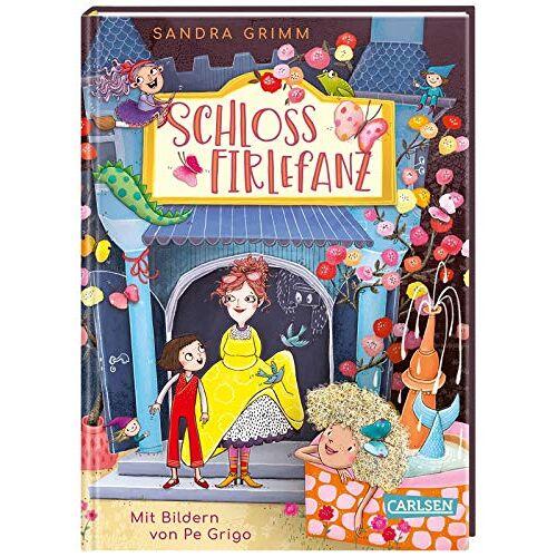 Sandra Grimm - Schloss Firlefanz 1: Schloss Firlefanz (1) - Preis vom 21.10.2020 04:49:09 h