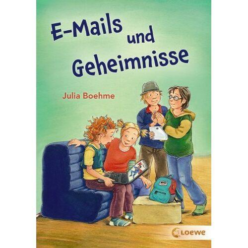 Julia Boehme - E-Mails und Geheimnisse - Preis vom 18.04.2021 04:52:10 h