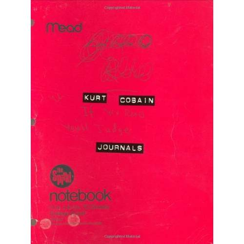 Kurt Cobain - Kurt Cobain: Journals - Preis vom 18.04.2021 04:52:10 h