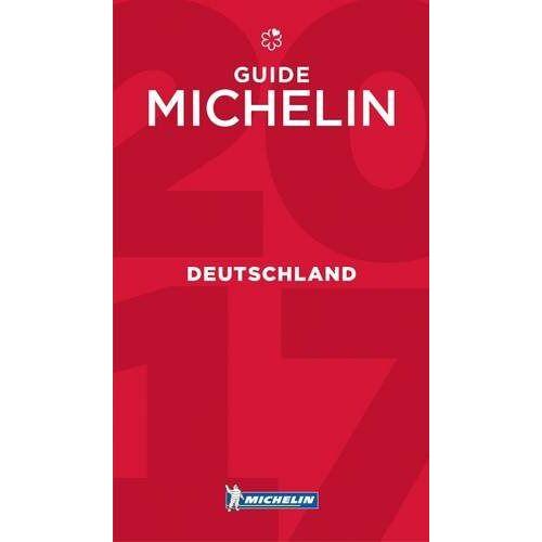 Michelin Deutschland 2017: Hotels & Restaurants (MICHELIN Hotelführer Deutschland) - Preis vom 30.11.2020 05:48:34 h