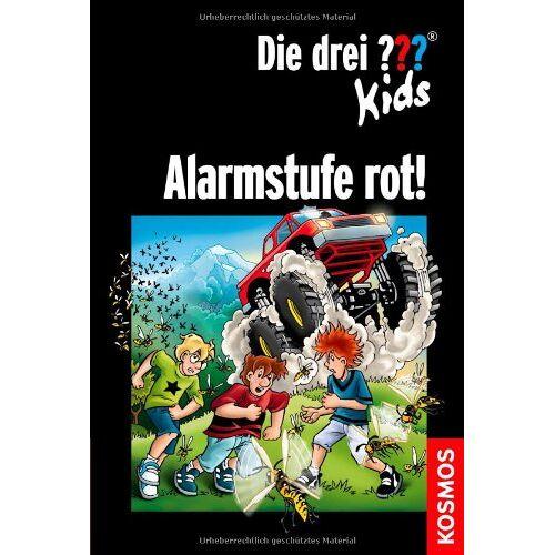Christoph Dittert - Die drei ??? Kids, Alarmstufe rot: Doppelband - Preis vom 27.11.2020 05:57:48 h