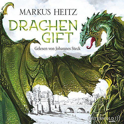 Markus Heitz - Drachengift: 6 CDs (Drachenserie) - Preis vom 05.09.2020 04:49:05 h